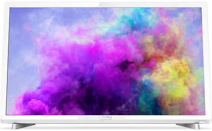Телевизор Philips 24PFS5603/12 (PPI 200 Гц, Full HD, Pixel Plus HD, Clear Sound 2.0 6Вт, DVB-С/T2/S2), фото 2