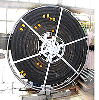 Барабан намотки рукавов с ручным приводом БНР.93-1600-G2 1/2 правый/левый