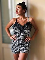 Модная пижама,майка и шорты, фото 1
