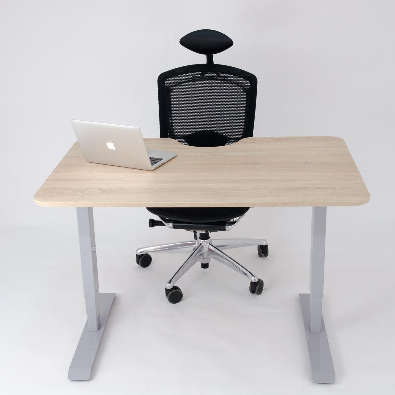 Ergo Place Agile Эргономичный стол для работы стоя и сидя регулируемый по высоте электроприводом