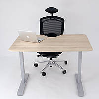 Ergo Place Agile Эргономичный стол для работы стоя и сидя регулируемый по высоте электроприводом, фото 1
