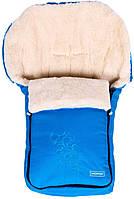 Зимний конверт Womar Zaffiro № 28 с вышивкой 8.2 морская волна (619902)