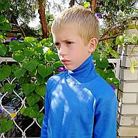 Гольф (водолазка) для мальчика синий, Турция, фото 1