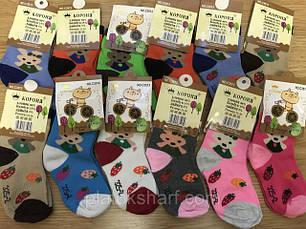 Зимові дитячі махрові шкарпетки