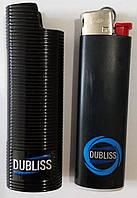 Зажигалки BIC в металлическом чехле J3 Dubliss