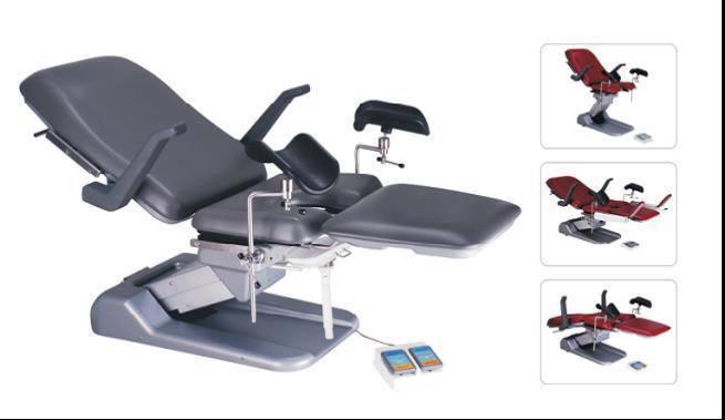 Кресло гинекологическое с электроприводом DH-S102C, фото 2