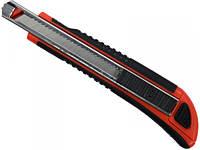 Отделочный строительный нож 9мм YATO