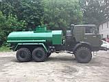 КАМАЗ 4310 АЦ-7 Топливозаправщик +ABS, фото 2