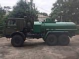 КАМАЗ 4310 АЦ-7 Топливозаправщик +ABS, фото 4