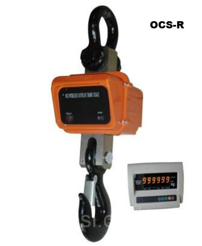 Весы крановые OCS-R-10t с радио передачей до 50 метров Центровес