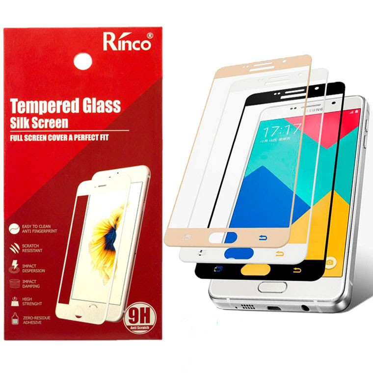 Защитное стекло Xiaomi Redmi 4 Black