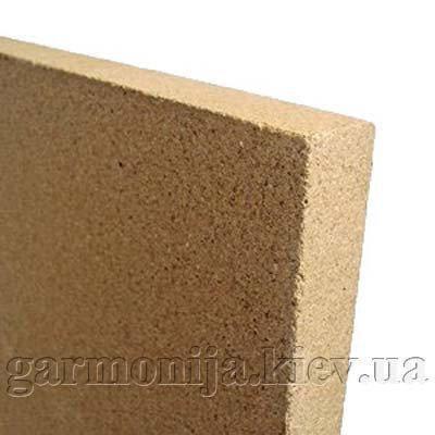 Вермикулитовая плита ПВН-О 700 1180х980х10мм, фото 2