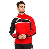 Костюм тренировочный Europaw TeamLine красно-черный , фото 3