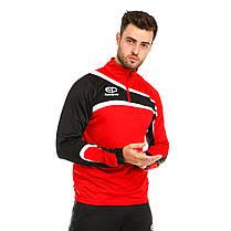 Костюм тренировочный Europaw TeamLine красно-черный , фото 2