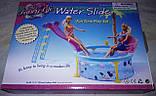Кукольная мебель Gloria Глория 1678 Бассейн с горкой - мини аквапарк, фото 4