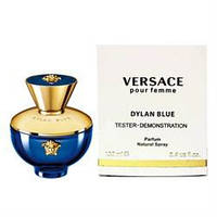 TESTER женский Versace Pour Femme Dylan Blue  100 мл, фото 1
