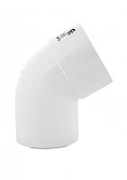Коліно Profil 100 біле