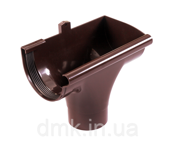 Лійка Profil права Р 90 коричнева