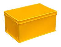 Ящик пластиковый (600х400х300), фото 1