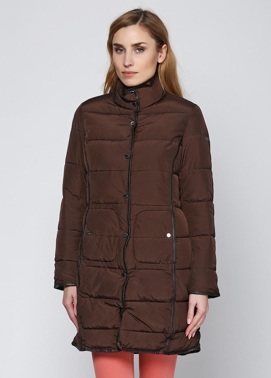 Мембранная куртка женская Geox W2428C BROWN