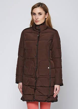 Мембранная куртка женская Geox W2428C BROWN, фото 2