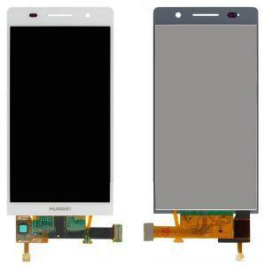 Дисплей с тачскрином Huawei P6-U06 Ascend белый