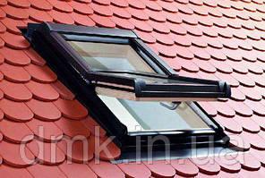 Вікно мансардне Designo WDF R45 H N AL 05/07