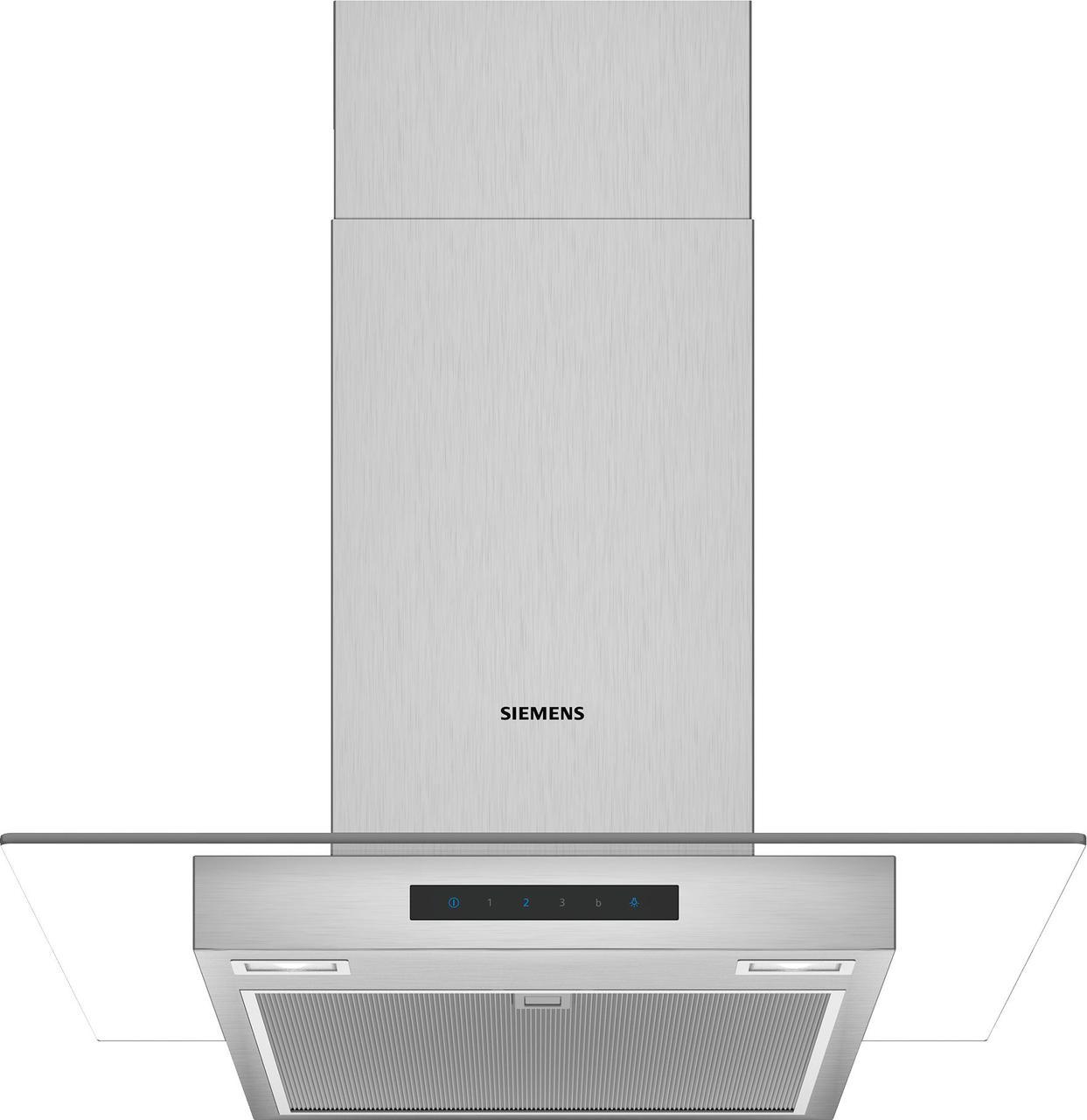 Кухонная вытяжка островная Siemens LC66GBM50