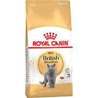 Royal Canin British Shorthair 34 сухой корм для кошек породы Британская Короткошерстная, 10 кг.