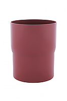 З`єднувач труби Profil 130 червоний