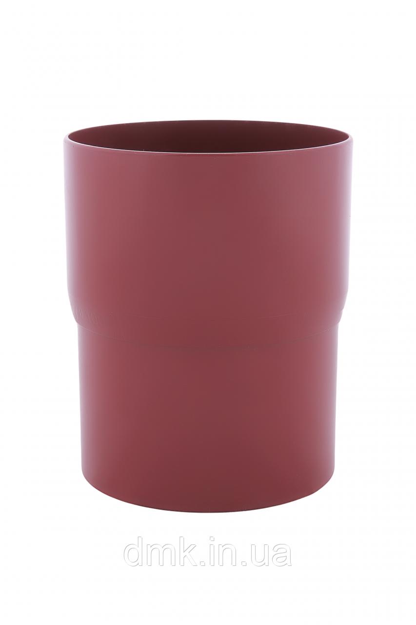 З`єднувач труби Profil 90 червоний
