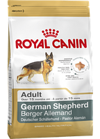 Сухой корм (Роял Канин) Royal Canin German Shepherd Adult 11 кг для собак породы немецкая овчарка