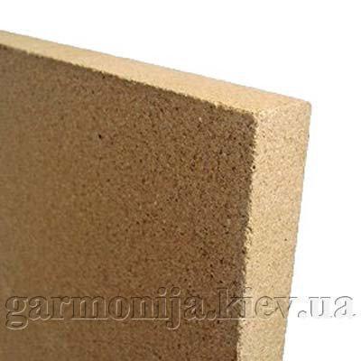 Вермикулитовая плита ПВН-О 700 1200х1000х15мм