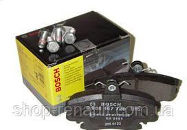 Тормозные колодки передние Bosch 0 986 467 720 6001547619; 6001547911; 7701208265