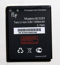 Акумулятор для Fly IQ442 (BL5203) 1500mAh