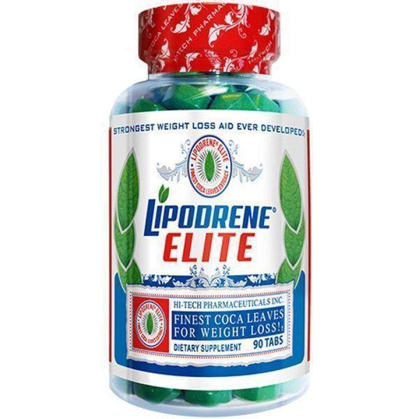 Жіросжігателя Hi-Tech Pharmaceuticals Lipodrene Elite 90 caps