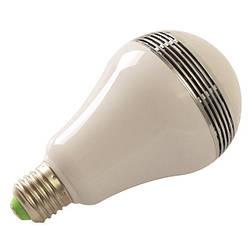 Розумна лампочка Smart LED Lamp Bluetooth MP3 MHZ YY-001