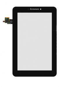 Тачскрин сенсор Lenovo A2107A IdeaTab, A2207 LePad черный