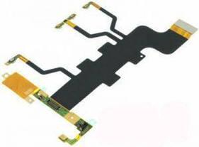 Шлейф для Sony D5303 Xperia T2 Ultra, D5306, D5322, с кнопкой включения, с кнопками громкости, с микрофоном