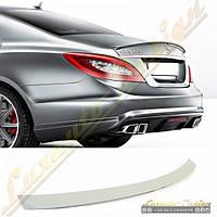 Спойлер стиль AMG для Mercedes CLS W218, фото 1