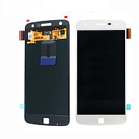 Дисплей с тачскрином Motorola XT1650 Moto Z белый (HQ)