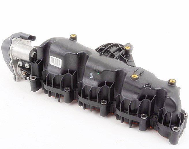 Коллектор впускной VW Crafter 2.0TDI 10-