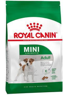 Сухой корм (Роял Канин) Royal Canin Mini Adult 0.8 кг для собак маленьких размеров