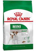 Сухой корм (Роял Канин) Royal Canin Mini Adult 2 кг для собак маленьких размеров