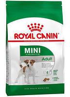 Сухой корм (Роял Канин) Royal Canin Mini Adult 4 кг для собак маленьких размеров
