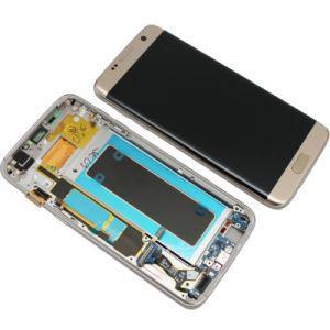 Дисплей с тачскрином Samsung G950F Galaxy S8 золото оригинал (GH97-20457F)