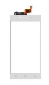 Тачскрин сенсор Lenovo P70 белый