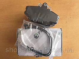 Гальмівні колодки передні (комплект) PROFIT 5000-0845 6001547911; 7701208265