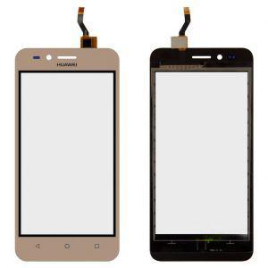 Тачскрин для Huawei Y3 II 2016 (LUA-U03, U22, U23, L03, L13, L23) версия 3G, золото