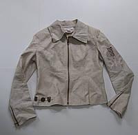 Куртка 100 % лен